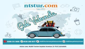 Yeni Markamız ntstur.com